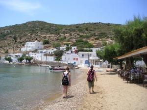 An island village