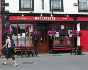 MacCarthy's Bar, Castletownbere, Ireland, Photo by VMB