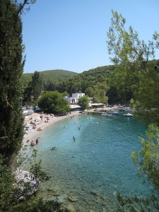 Skopelos Beach by Titanis