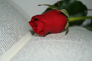 Romantic Bookmark