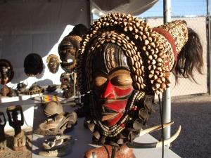 The Story Teller Mask