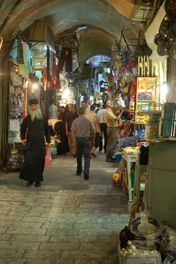 Jerusalem Market photgraph by David King