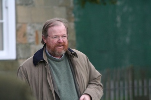 Bill Bryson, taken by Phil Leftwich